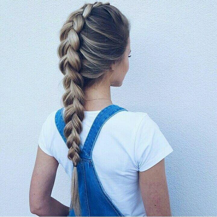 Braid Summer Hairstyle
