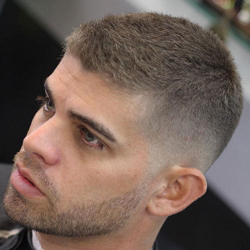 Men's Skin Fade Hairstyle 2019