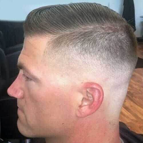 Regulation Cut Men's Haircut 2019