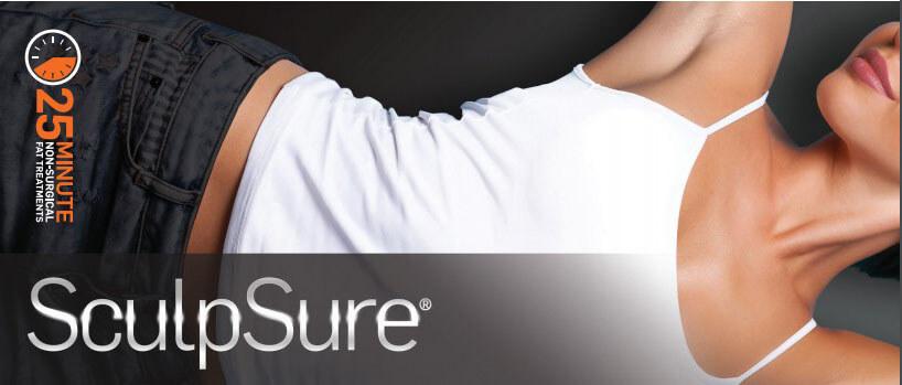 SculpSure 25 Minute Fat Loss Procedure