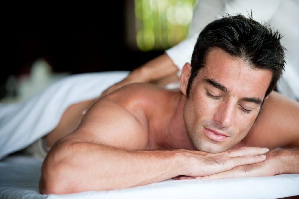 healing effects of heat male on spa