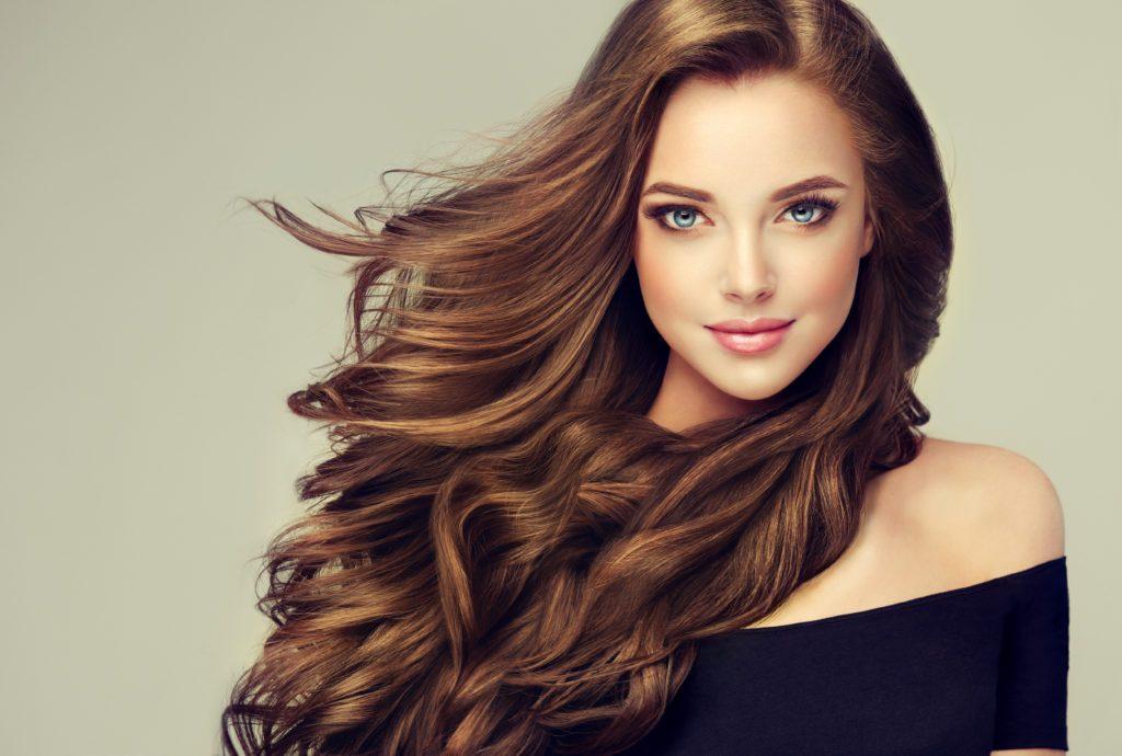 The better hair extension: Platinum seamless