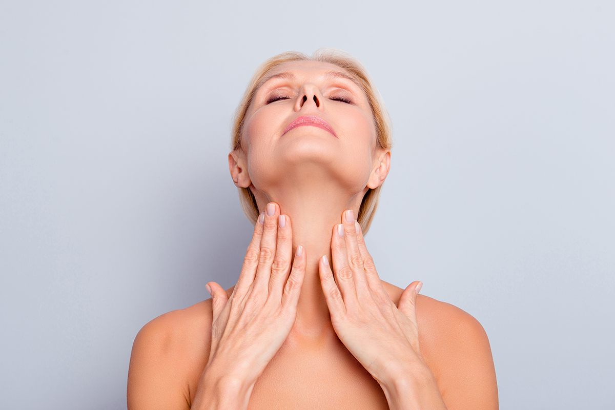 "Neck Firming: The Anti-Venom to ""Tech Neck"" is Nectifirm"