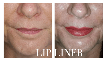 perm make up for lips
