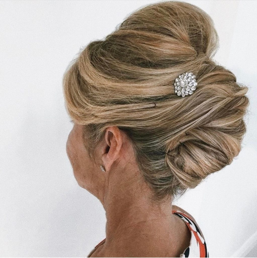 Image of wedding hairstyles for every face shape