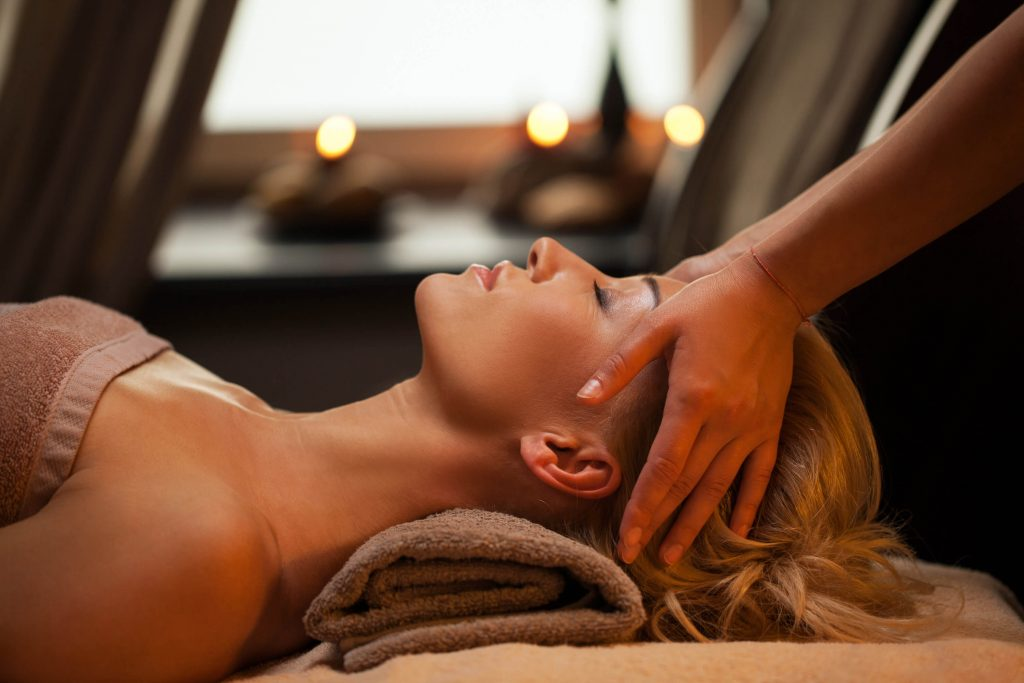 head massage west palm beach