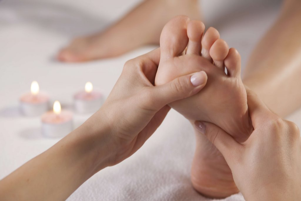 foot reflexology west palm beach