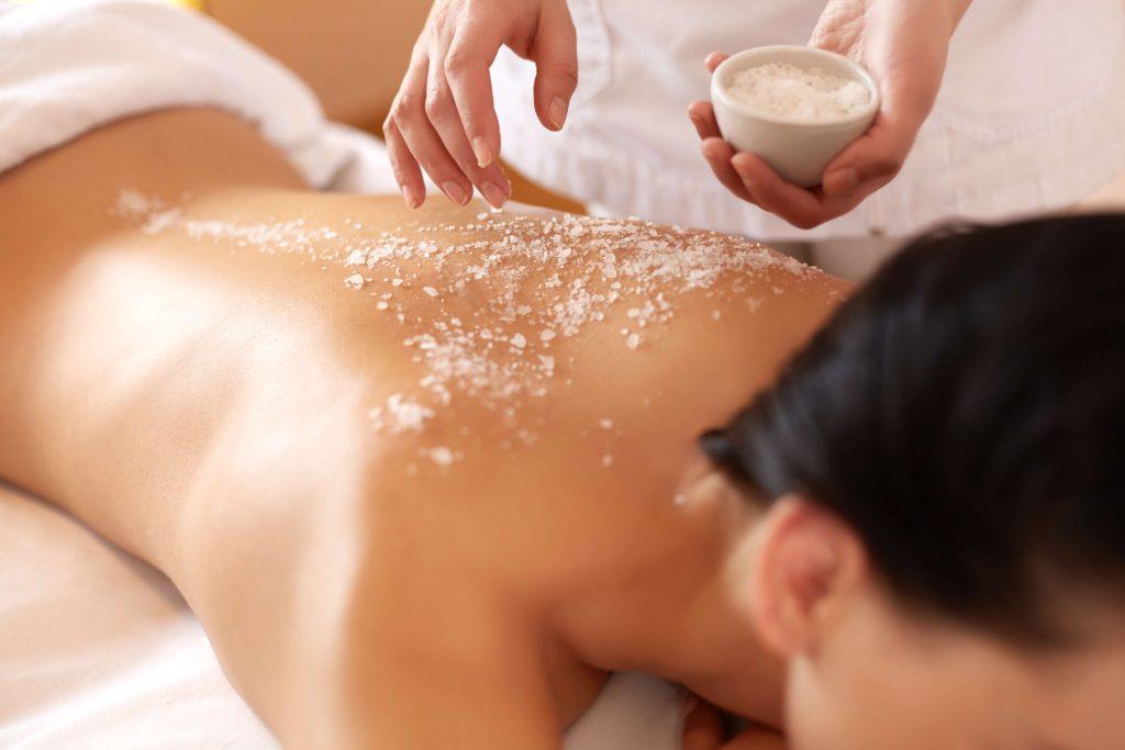 salt scrub body treatment west palm beach