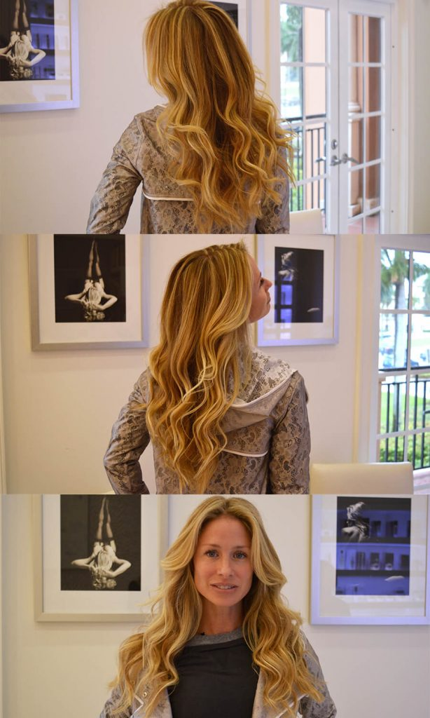 Platinum seamless hair extensions west palm beach