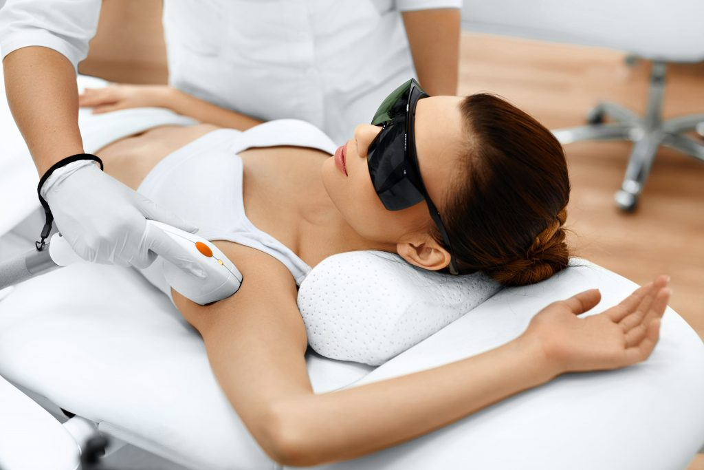 laser hair removal arm pits west palm beach