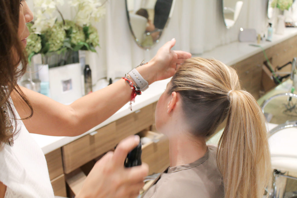 hair styling west palm beach