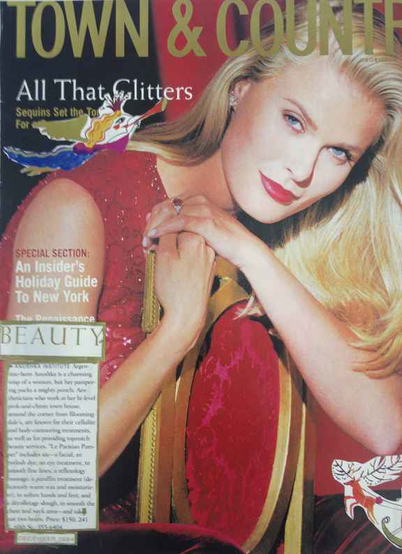 Town and Country Features The Anushka Spa December 1994