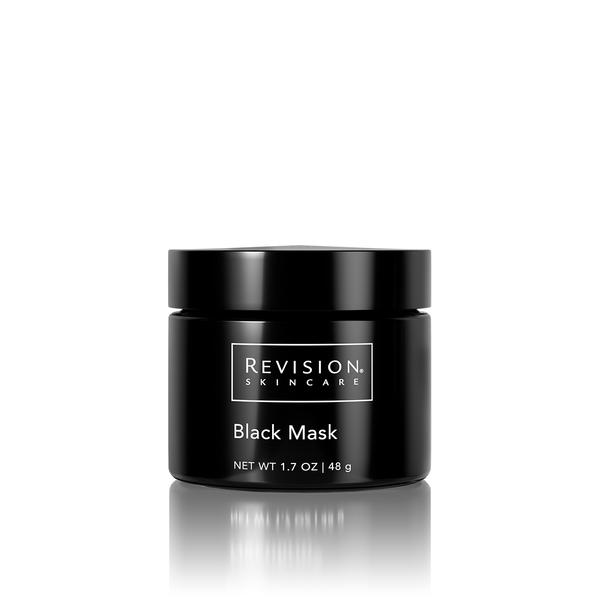 The image of revision skincare black mask