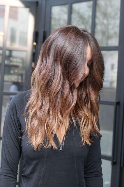 Bronze Hair girl