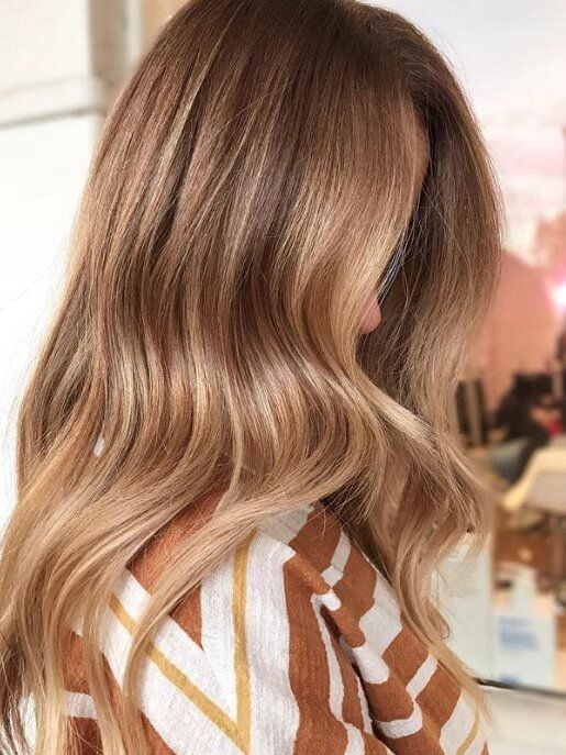 Bronze Hair Color