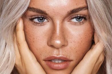 Trend Alert: Faux Freckles, Learn How To Create Yours At Home!