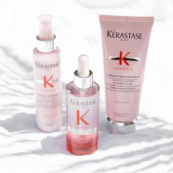 A kerastane for your hair to be ompletely natural, incredibly beautiful.