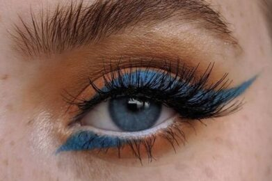 3 Ways To Actually Wear Blue Eye Shadow